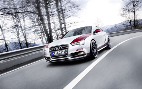 Fond d'écran 2012 Audi S5 HD