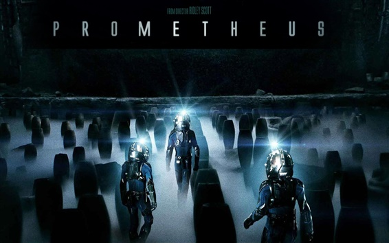 Wallpaper 2012 Prometheus HD