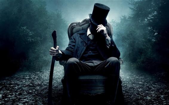 Fond d'écran Abraham Lincoln: Vampire Hunter