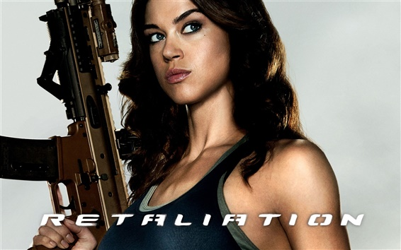 Wallpaper Adrianne Palicki in G.I. Joe: Retaliation