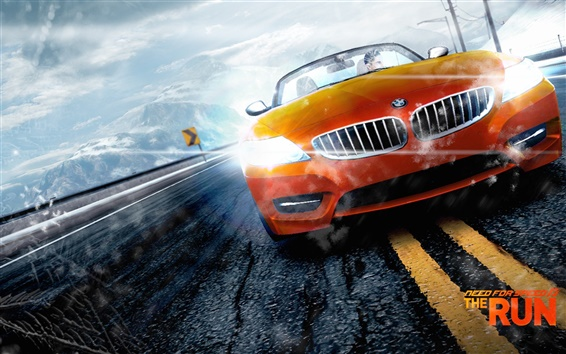 Обои BMW автомобиль в Need For Speed: The Run