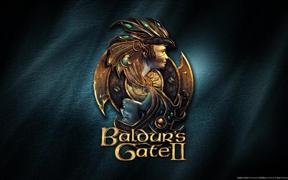Fond d'écran Baldur Gate II