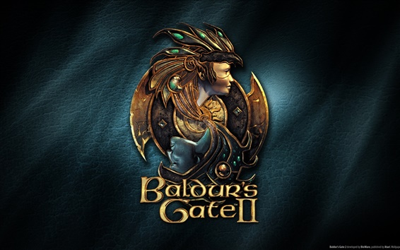Wallpaper Baldur's Gate II