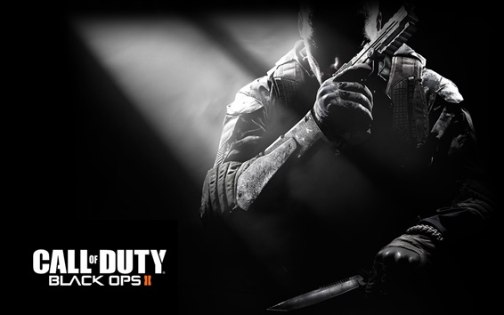 Wallpaper Call of Duty: Black Ops II