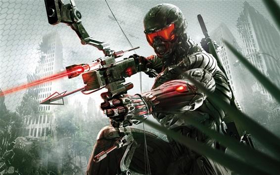 Fondos de pantalla Crysis 3 cazadores