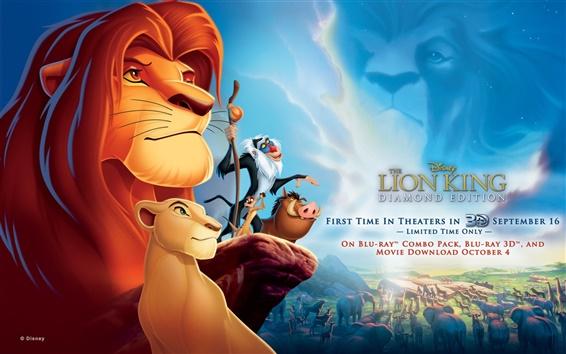 Fondos de pantalla Película de Disney El Rey León