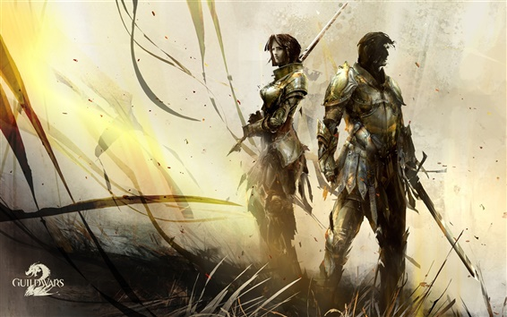 Fondos de pantalla Guild Wars 2 HD