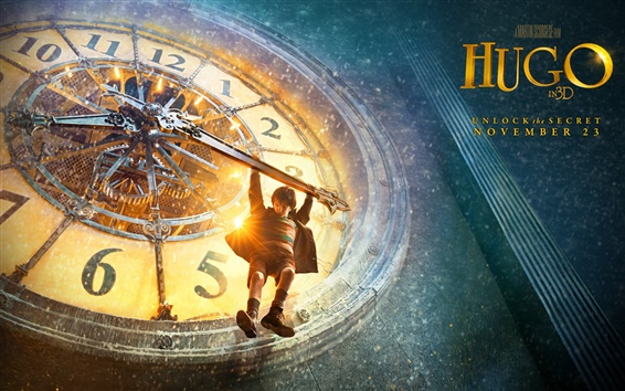Wallpaper Hugo 2011 HD