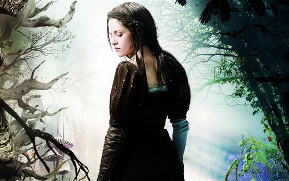 Wallpaper Kristen Stewart in Snow White and the Huntsman