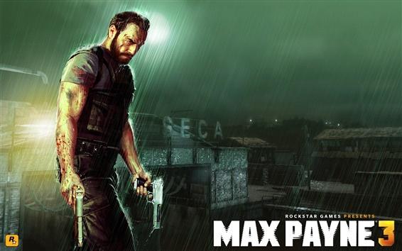Fond d'écran Max Payne 3 HD