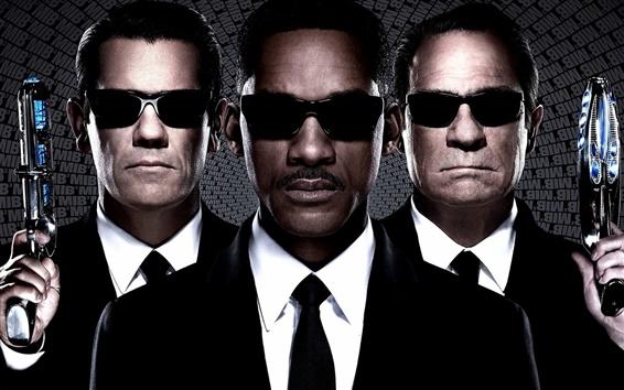 Fondos de pantalla Hombres de Negro III
