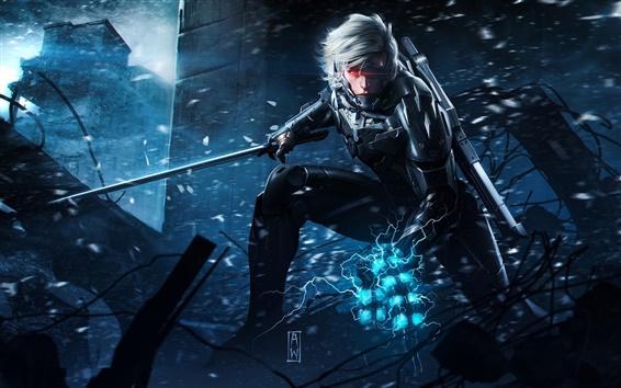 Fondos de pantalla Metal Gear Rising: Revengeance HD