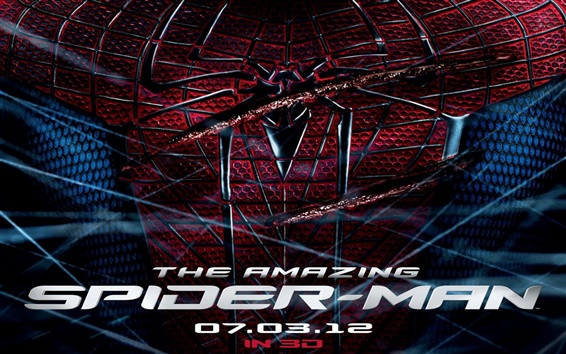 Papéis de Parede The Amazing Spider-Man-2012 de largura
