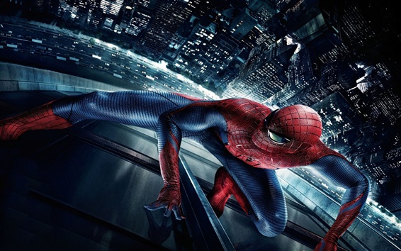 Обои Amazing Spider-Man фильм HD