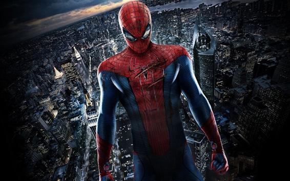 Обои Amazing Spider-Man фильм