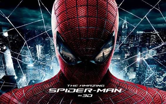 Fondos de pantalla The Amazing Spider-Man de ancho