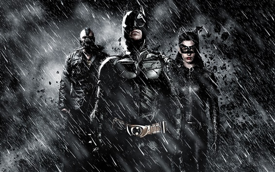 Wallpaper The Dark Knight Rises HD