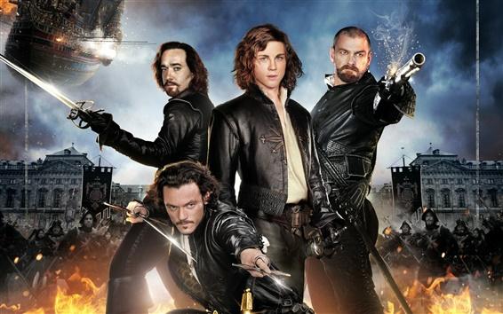 Fondos de pantalla Los Tres Mosqueteros HD