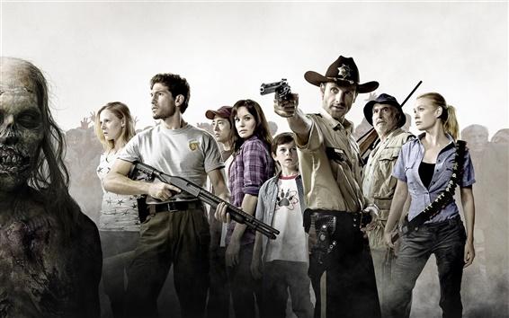 Fondos de pantalla The Walking Dead