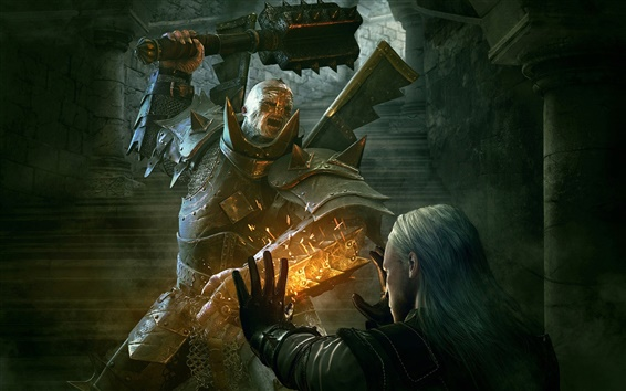 Wallpaper The Witcher