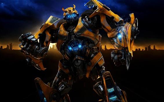 Fondos de pantalla Transformers Bumblebee