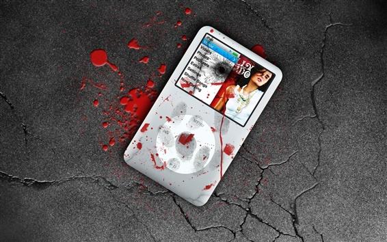 Fond d'écran Assassiner iPod