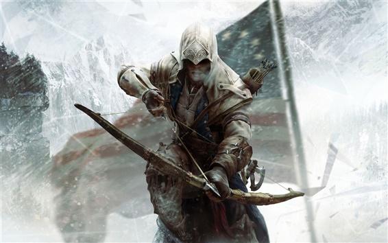 Wallpaper 2012 Assassin's Creed 3 HD
