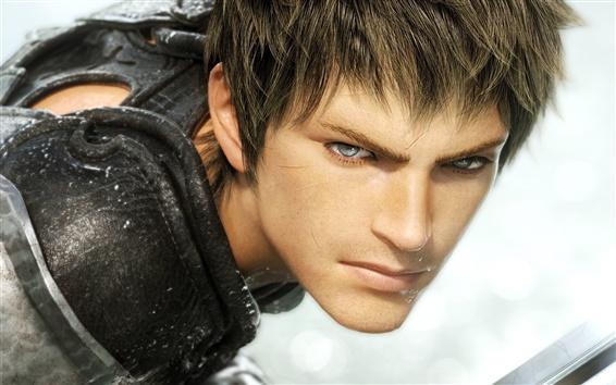 Wallpaper 2012 Final Fantasy 14