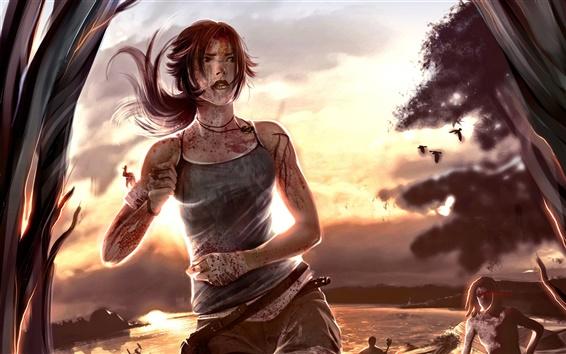 Обои Tomb Raider 2012 HD