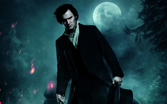 Fond d'écran Abraham Lincoln: Vampire Hunter HD