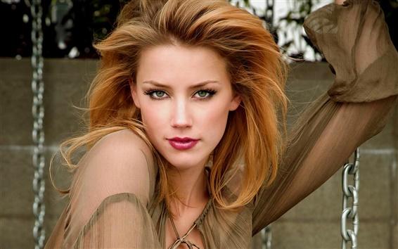 Fondos de pantalla Amber Heard 05