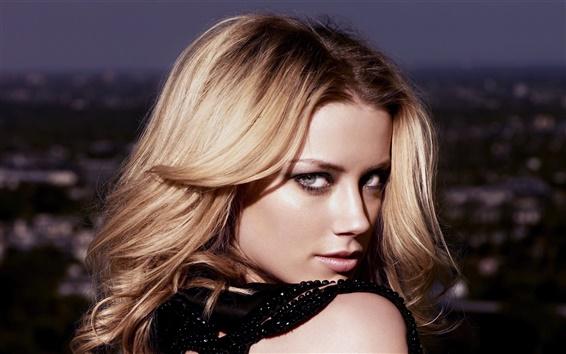 Wallpaper Amber Heard 06