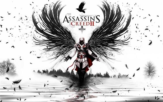Wallpaper Assassin's Creed II