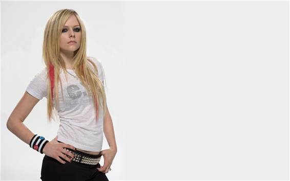 Wallpaper Avril Lavigne 22