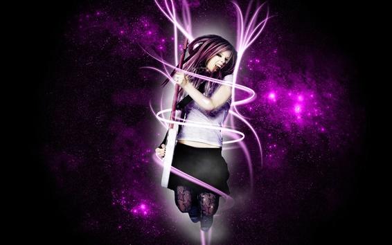 Fond d'écran Avril Lavigne 25