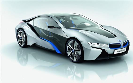 Обои BMW i8 концепт-кар
