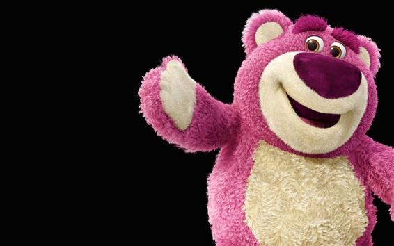Обои Медведь игрушки в Toy Story 3