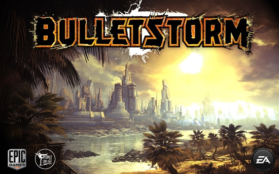 Wallpaper Bulletstorm