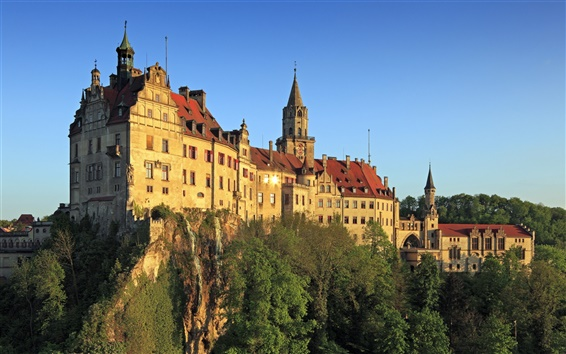 Fondos de pantalla Castillo en Alemania