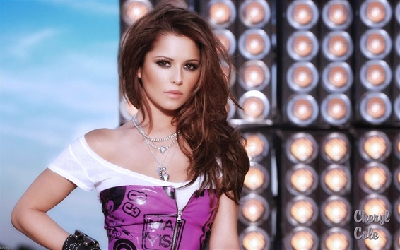 Wallpaper Cheryl Cole 02