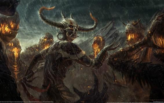 Wallpaper Diablo III HD