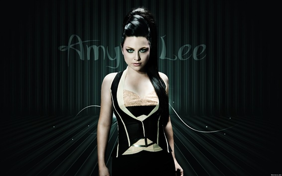 Wallpaper Evanescence 01