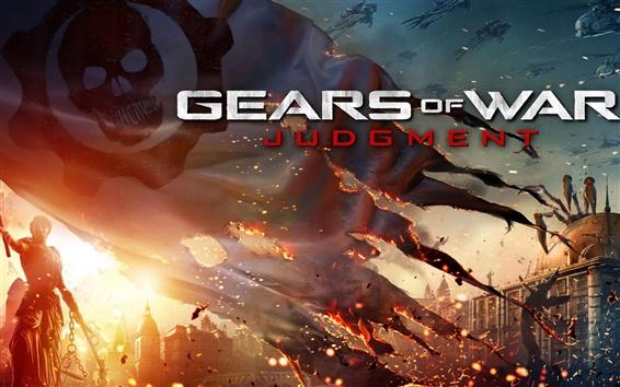 Wallpaper Gears of War: Judgment