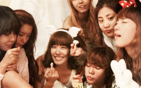 Обои Girls Generation в Токио 11