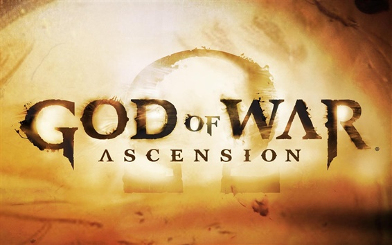 Wallpaper God of War: Ascension