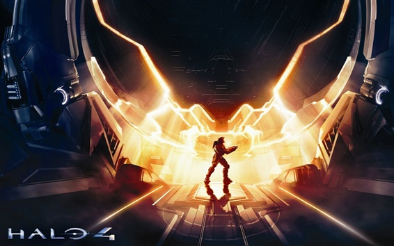 Wallpaper Halo 4 HD