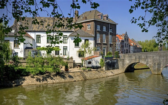 Wallpaper Houses Netherlands