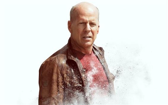 Wallpaper Looper, Bruce Willis