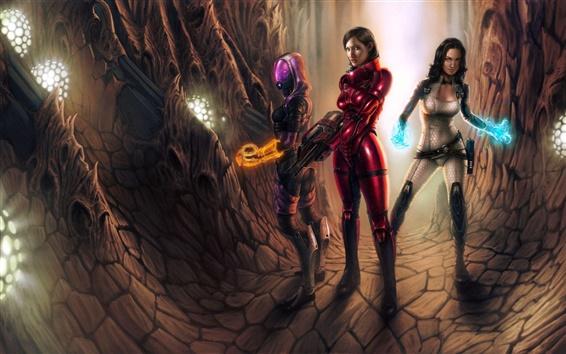 Wallpaper Mass Effect