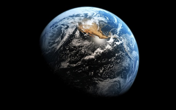 Wallpaper Our Earth